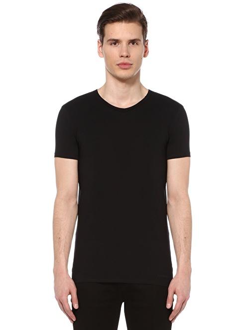 J Lindeberg Tişört Siyah